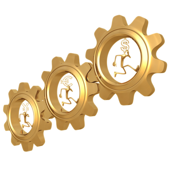 Cogs of THe Dove Model